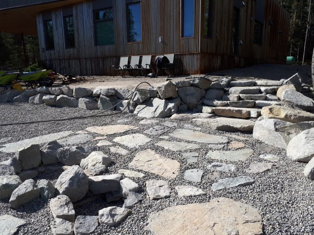 Estate Gets Custom Rockwork Makeover