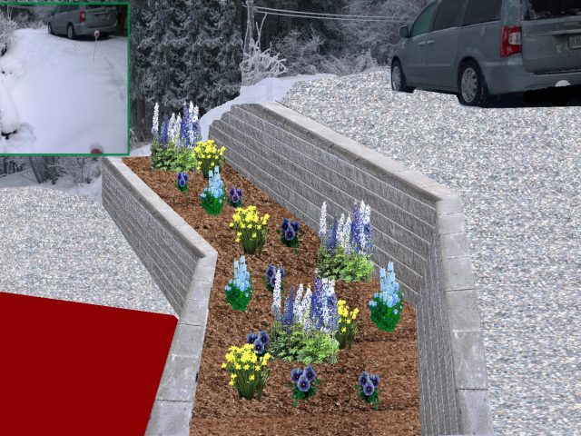 Various Landscape Computer Assisted Designs